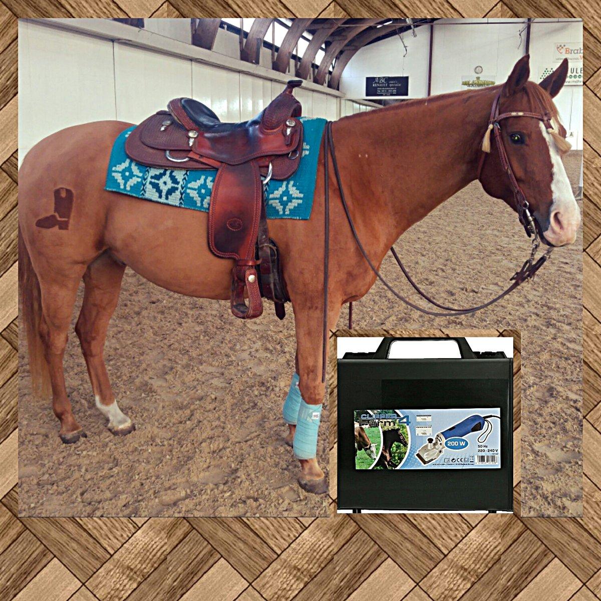 Kerbl FarmClipper 4 Scheermachine Paard/Rund