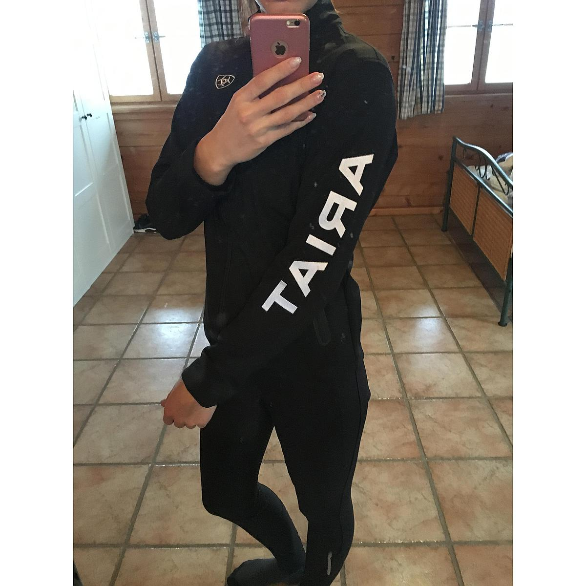Ariat New Team Softshell Woman Zwart