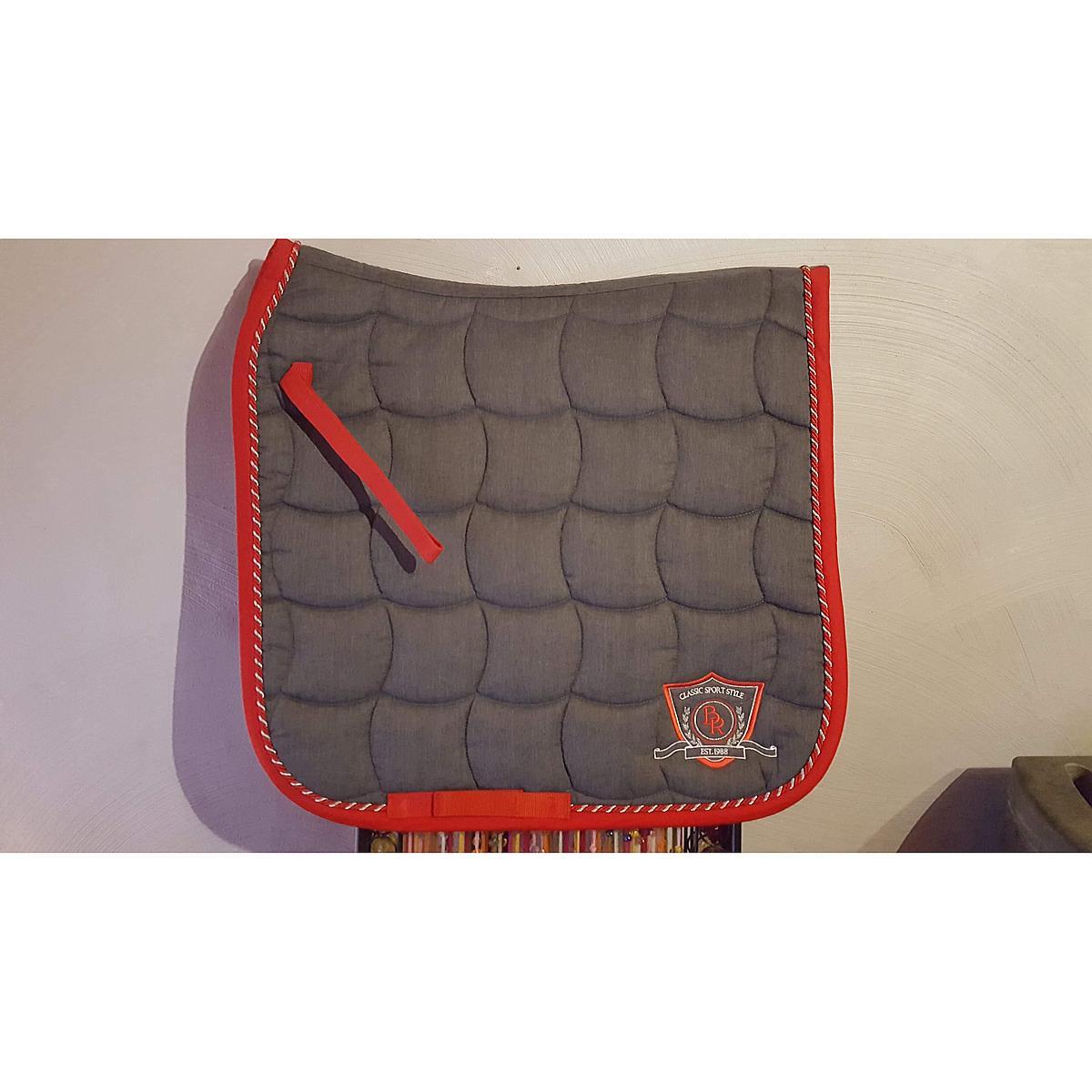BR Saddlepad Dressage Melange Classic