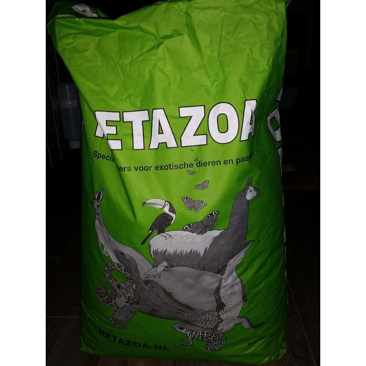 Metazoa Knaagdierbrok Premium 25kg