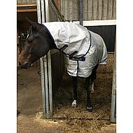 Bucas Power Turnout Combi Neck Silver M