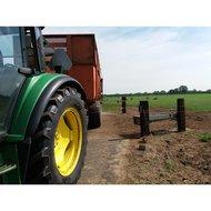 Agradi Portillon Électrique Tracteur 5,0m
