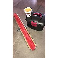 Kerbl Großraumbesen Rot 100cm