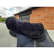 Harrys Horse Merino Seat Saver Black M