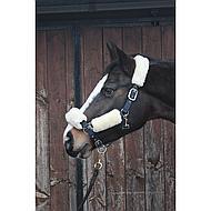 Harrys Horse Halfterset Merino Naturell