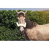 Harrys Horse Licol Peau d'Agneau Fourrure Nature