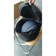 BR Hoeden/rijcaptas 600D Polyester Zwart