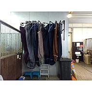 Harrys Horse Dekenrek 6-dekens Zwart