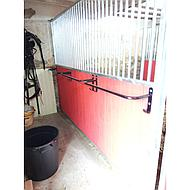 Premiere Rug Rack Tube Frame 1 Rug Black
