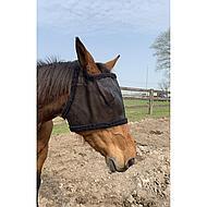 Harrys Horse Vliegenmasker Zwart Zonder Oren Large
