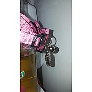 Kerbl Adreskoker Zilver 22mm