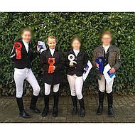 Harrys Horse Wedstrijdjasje Basic Kinderen Zwart 164