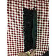 Kerbl Brush/Co Harde Borstel Zwart/grijs