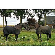 Harrys Horse Couverture d'Écurie Highliner 0gr Marin accent de fer 95/145