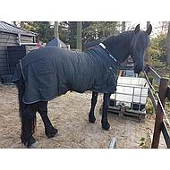Harrys Horse Stable Rug Highliner 0g Navy iron accents 215cm