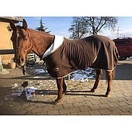 Harrys Horse Teddyfleece Rug 1/2 Neck Brown 105/155