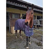 Harrys Horse Couverture Imperméable Thor 0gr Ébène 125/175