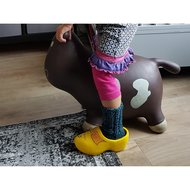 Agradi Soft Clog Children Yellow 34-35