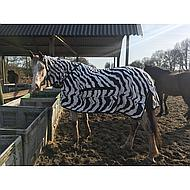 Bucas Eczeemdeken zebra Sweet-Itch 130/175
