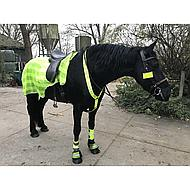 Harrys Horse Over Reach Boots Reflective reflective M