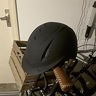 Harrys Horse Veiligheidscap Chinook Zwart XS-S
