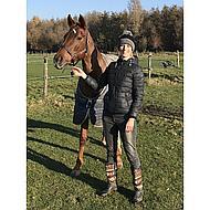 Harrys Horse Rijbroek Dirty Denim Zwart D42