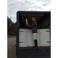 Harrys Horse Rijbroek Jewels Full Grip Zwart D40