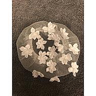 Imperial Riding Knotnetje Flower White