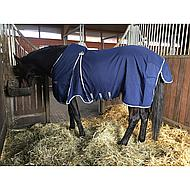 Rambo by Horseware Optimo Stable Sheet Navy/Beige 165/220