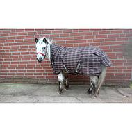 Rhino by Horseware Pony Wug Turnout Chocolate/cream 75/115