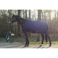 Amigo by Horseware Bravo 12 Turnout Heavy Navy White 165/220