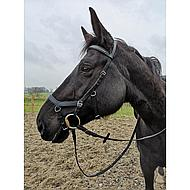 Rambo Micklem Diamond Competition Bridle Zwart XFull