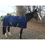 Bucas Freedom Turnout High Neck 0 gram Navy 140/191