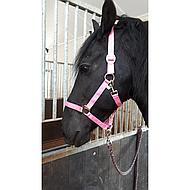 Pfiff Kunststof Halster Roze Pony