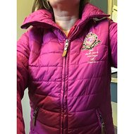 HV Polo Society Jacket Serena Dark Taupe XS