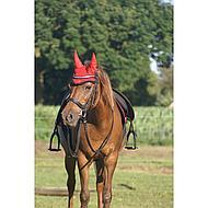 BR Vliegennetje Event Katoen met Oren Ladybug Pony
