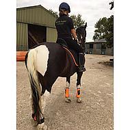 BR Peesbeschermers Event Pu met Neopreen Voering Wit Pony