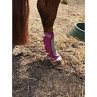 Rambo by Horseware Flyboots Vamoose Oatmeal Cob
