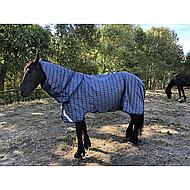 Rhino by Horseware Plus Turnout Lite Charcoal/purple 165/220