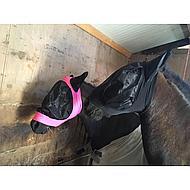Pfiff Fly Mask Black Pony