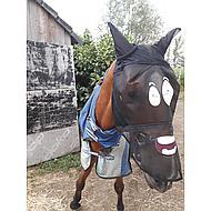 Pfiff Fly Mask Motif Colourd Pony