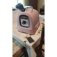 Curver Toilette Rosa 51x38,5x39,5cm