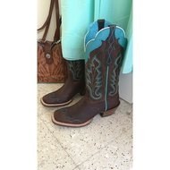 Ariat Western Caballera B Weathered Brown 36