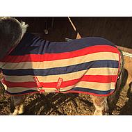 Rambo Deluxe Fleece BlackTan 110/160