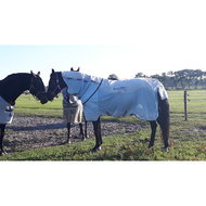 Rambo Summer Series Turnout 0g Grey/Blue 165/221