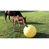 Maximus Power Play Ball Geel 100cm