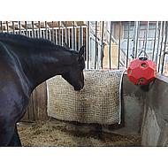Harrys Horse Filet Anti-Glouton Blanc XL