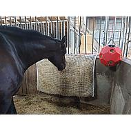 "Harrys Horse Heunetz ""Slow Feeder"" Weiß XL"