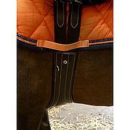 Harrys Horse Sangle Deluxe Marron 135cm
