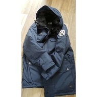 Kingston Parka North Pole Donkerblauw M